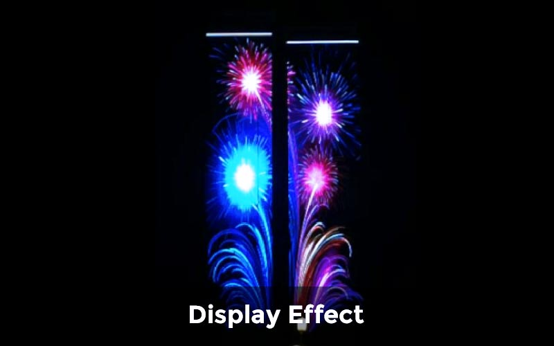 display effect